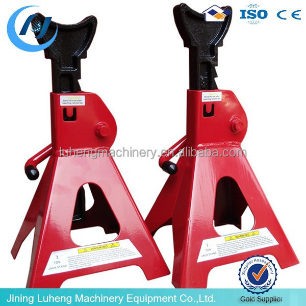 Universal Heavy Duty Ratchet High Lift Support Car Truck Jack Stands