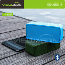 VM-BT225 best selling products 2014 bluetooth speaker with dual drivers home theater