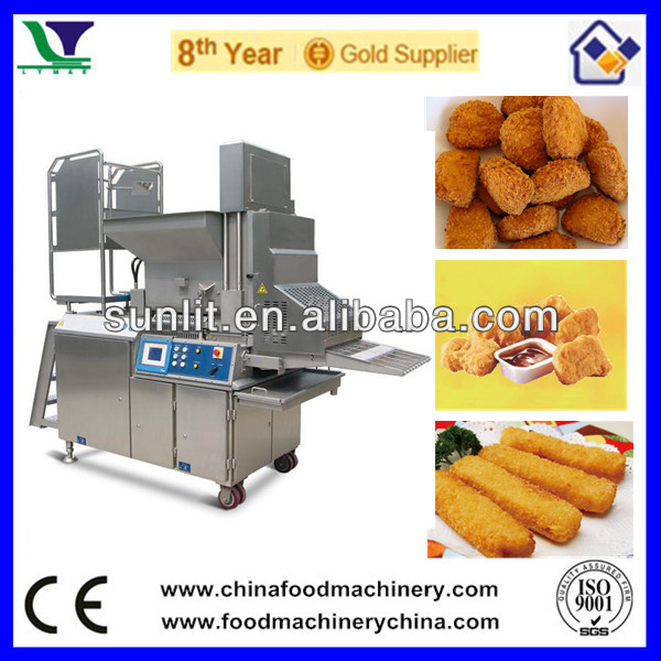 Beef Fish Pork Chicken Automatic Hamburger Patty Forming Machine