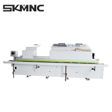 automatic curve woodworking edge banding machine with pre milling