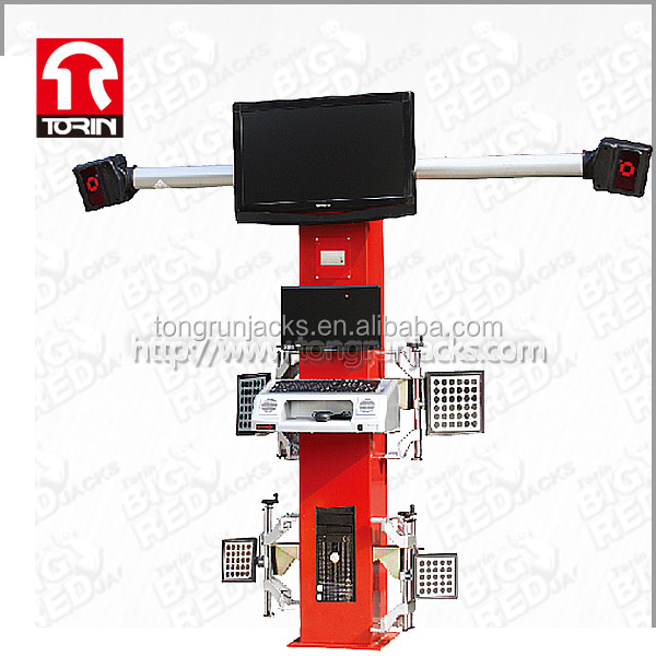 Torin BigRed 3D Self-calibrated Four Wheel Alignment Machine