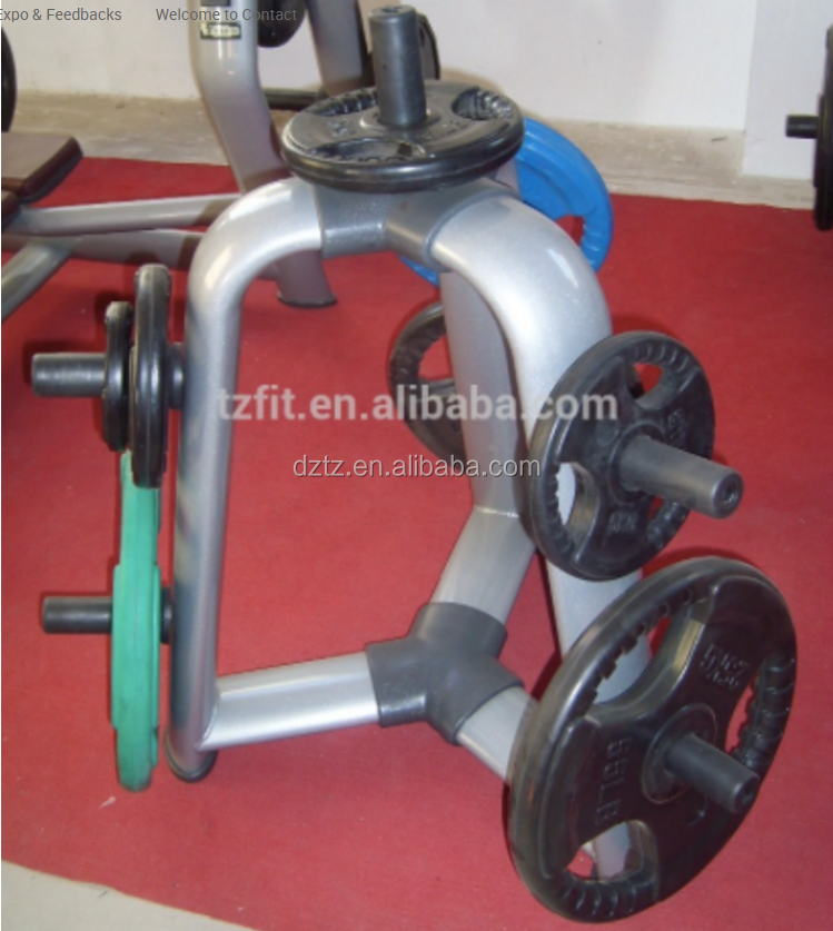 Plate Tree TZ-6028 /gym Equipment / <strong>Weight</strong> Plate Tree