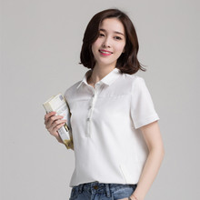 summer clothes fashion designs blouse for women chinese clothing manufacturers