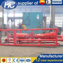 Hot sales sand centrifugal separator / wellhead swirl desander / cyclone desander made in china