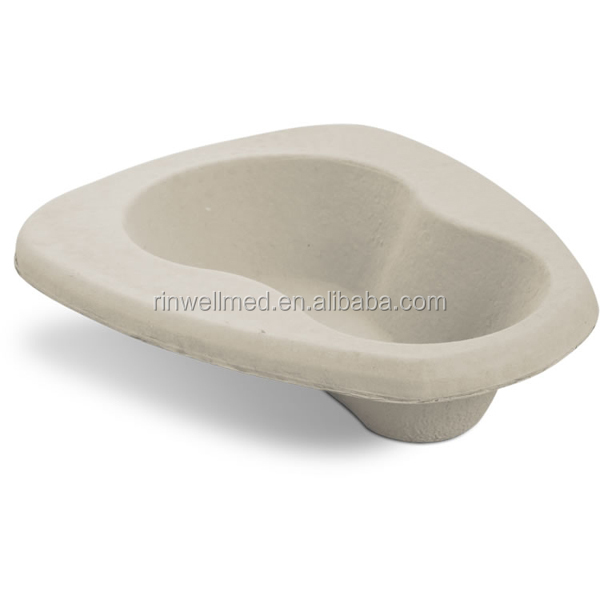 disposable pulp bedpan
