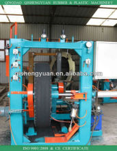 ISO&CE with Inflatable Tire Building Machine/Cold Tire Retreading/rubber tire machine