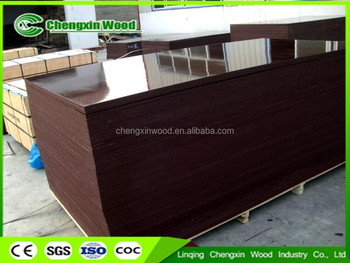 18mm formwork plywood