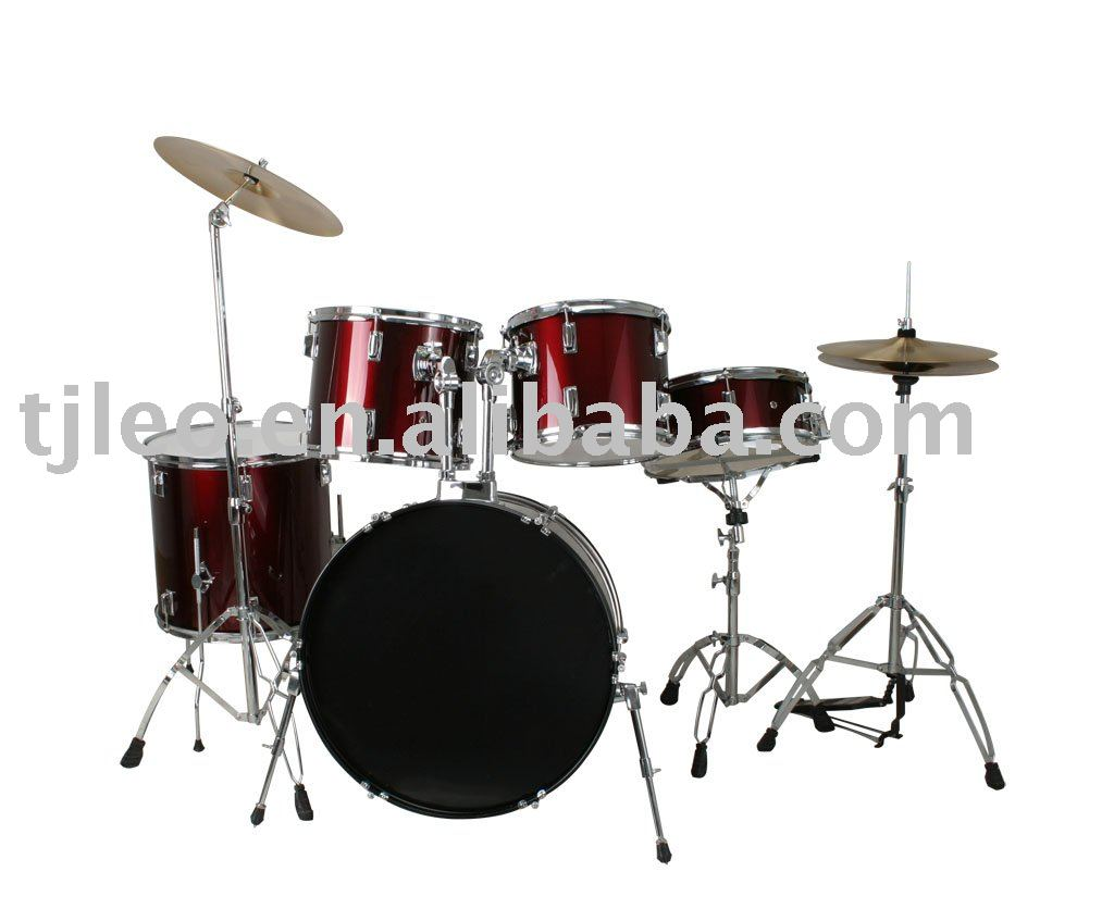 Entry Level 5 Piece Drums Drum Set