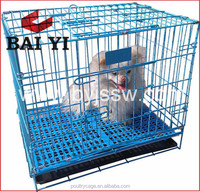 Various Colors Metal Dog Cage /Small Portable Dog House For Sale