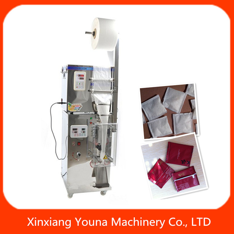 Economic small bag automatic herb/coffee/slimming tea packing machine