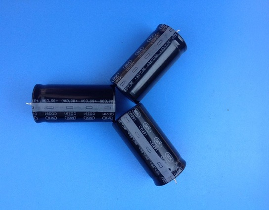 Capacitor 450V 390uF,Snap in Electrolytic Capacitor