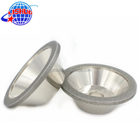 Electroplated CBN Diamond Grinding Wheels