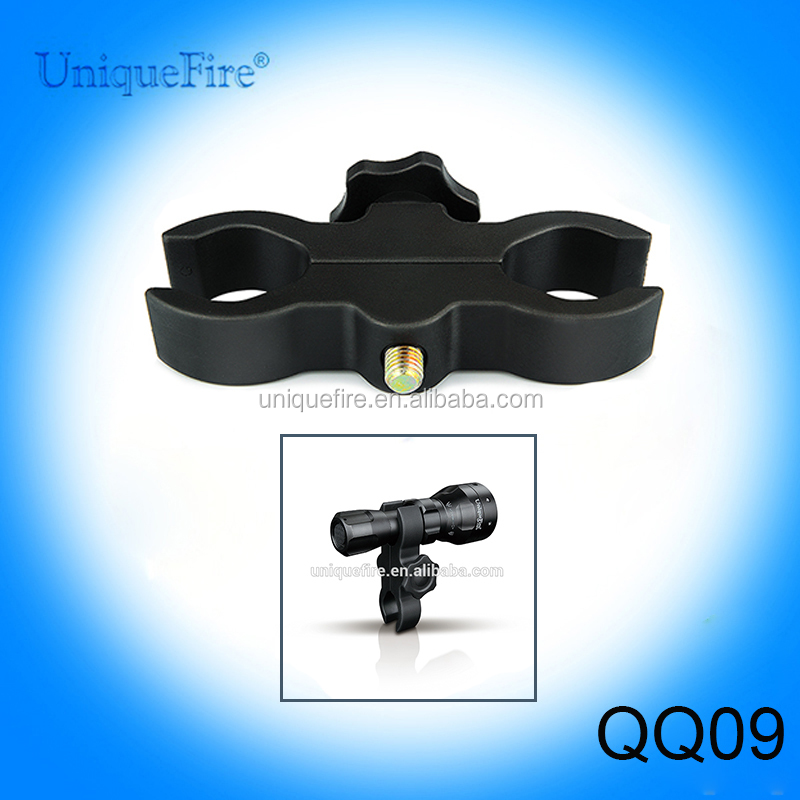Uniquefire high quality good price magnetic hunting accessories gun mount clamp for flashlight and laser light