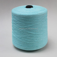 latest Fair Trade Cotton yarn/spandex nylon yarn/core spun lycra yarn