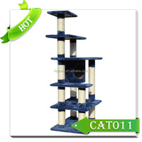 Color Deluxe Cat Tree For Small Cat Pet Cages,Carriers & Houses