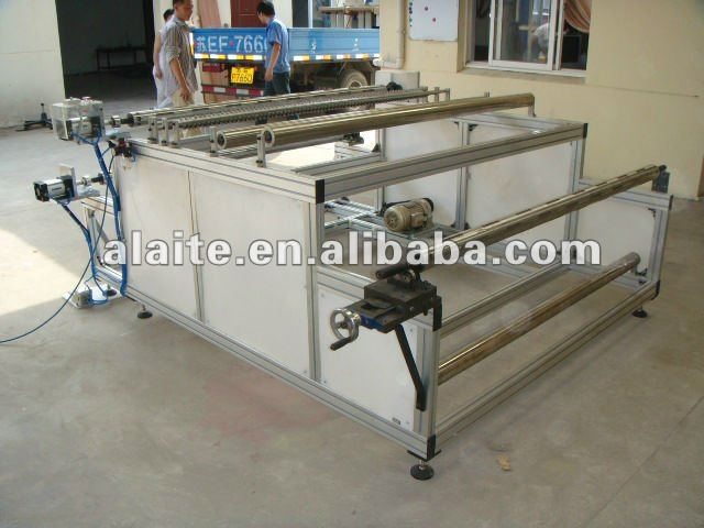 Toilet Paper cutting and slitting Machine