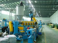 FEP /ETFE/ FPA/PTFE Teflon Cable Making Equipment