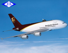 Good quality and cheap price air cargo/air freight DHL international shipping rates to USA/UK/France/Italy