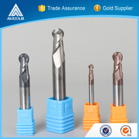 ball nose tapered end mill for cnc engraving machines