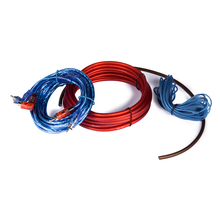 12# 4.5m Car Audio Amplifier Wiring Kit for online sale