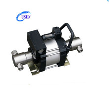 New arrival USUN Model:U-SD108 600-800 Bar Output High pressure air hydro boosters