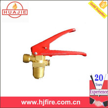 fire water valve/co2 fire system valve/co2 fire extinguisher valve