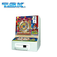 TSK taiwan arcade mario slot roulette game machine : Fruit Roulette
