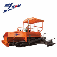 IKOM ZMT70 7m asphalt paver machine 7000 mm asphalt paver finisher with levelling sensor
