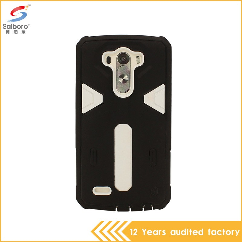 High quality design shockproof cell phone cover for lg g pro lite