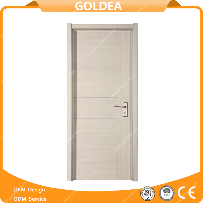 Goldea Door Alibaba China Wooden Interior Door, Modern Wood Door Designs