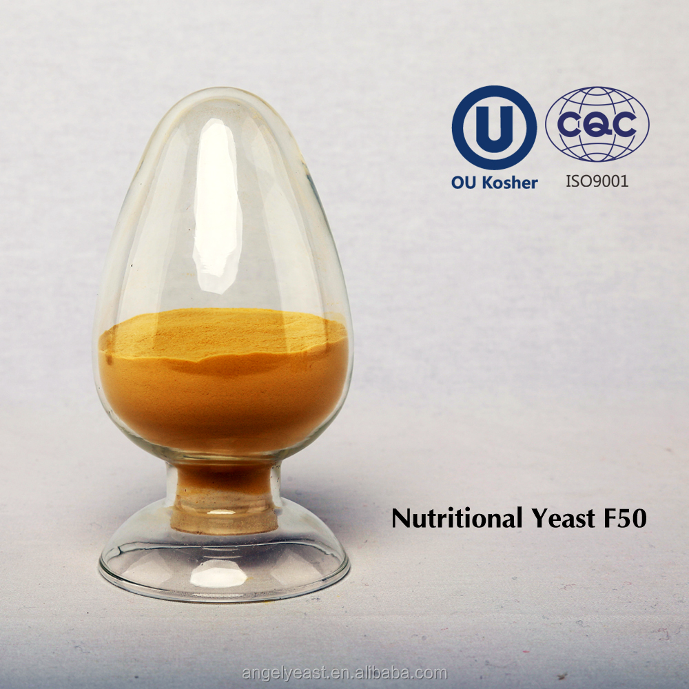 Nutritional Yeast sourced from beer yeast & brewer Yeast & Saccharomyces cerevisiae