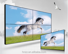 4k 55 inch lcd video wall 4 screens outdoor