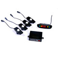 DC12V Digital LED Display Vehicle Parking System Flating on Car Bumper