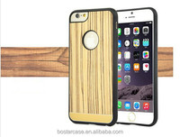 wholesale wood mobile phone case for iphone 6