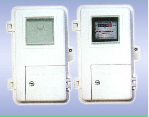 SMC/BMC Compounds 370mm*215mm Outdoor Electric Meter Box