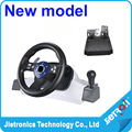 2016 new design for steering wheel joystick for pc ps2 ps3