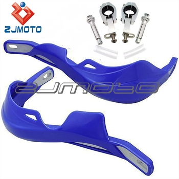 MOTORCYCLE MOTOCROSS DIRTBIKE Handguards Hand Guard Raptor 1 1/8 mountings kit Motorcycle 28 handlebar