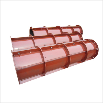 TSX Factory FW-500020 Round Column Formwork Concrete Mold for Sale