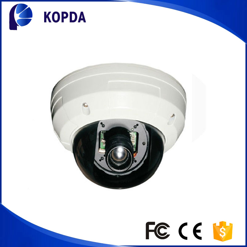Option Varifocal Lens 2.8-12/5-15mm(plus 4.4$) security surveillance vandalproof ccd dome camera