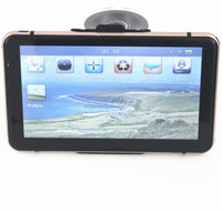 "7"" Screen Size and CE/FCC/ROHS Certification cheap Car navigation gps trucker gps"