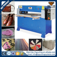 HG-B30T cutting clicker die press machines used for leather shoe machine