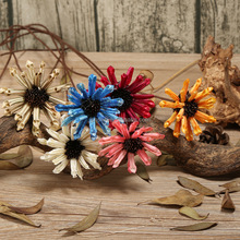 Artificial dried daisy Flowers for decoration China