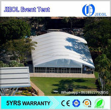 Cost price promotional big temporary outdoor event tent