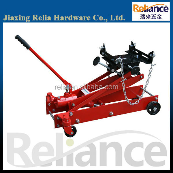 1 TON Truck Hydraulic Transmission Jack, Low-Floor Style