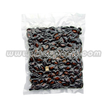 Air tight vacuum packaging bags for frozen food/ snack/ peas