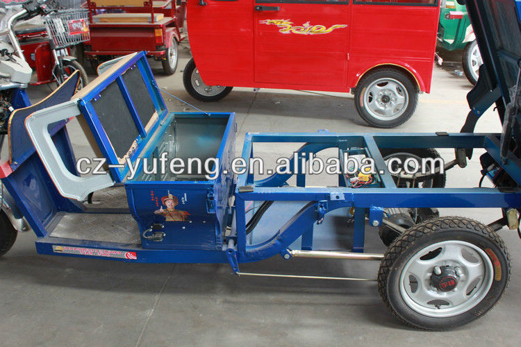 electric rickshaw for cargo