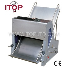 ITOP Commercial Automatic Electric Adjust Bakery Loaf Bread Slicer