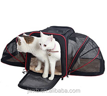 Expandable and Foldable Pet Carrier Domestic Airline Approved