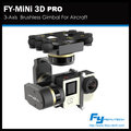 fy mini3D pro 3 axis high performance gimbal for GoPro Hero3 Aerial Photography UAV