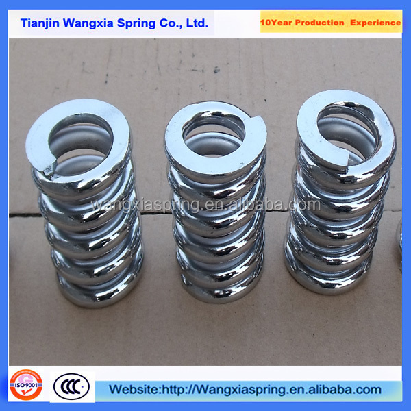 Precision Spiral Stainless Steel Compression Spring